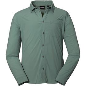 Schöffel Philadelphia Skjorte Herrer, grøn